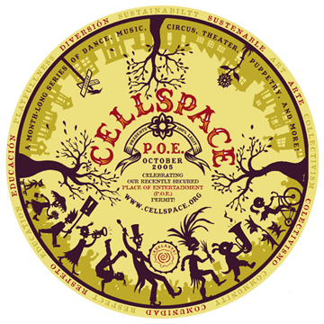 CELLspace POE Poster