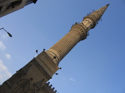 El-Hussein Mosque Cairo