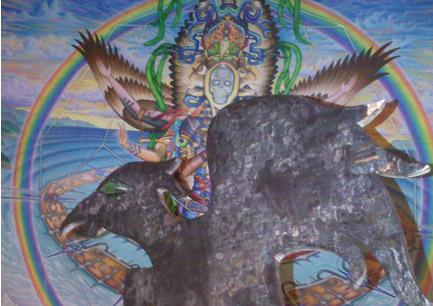 Burning Man Pheonix