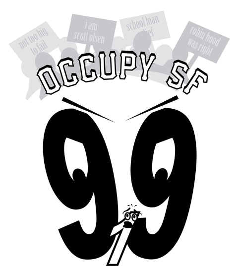You can't outrun the 99%!